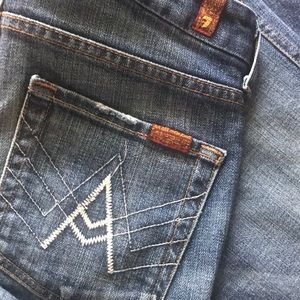 7 Seven for All Mankind size 27